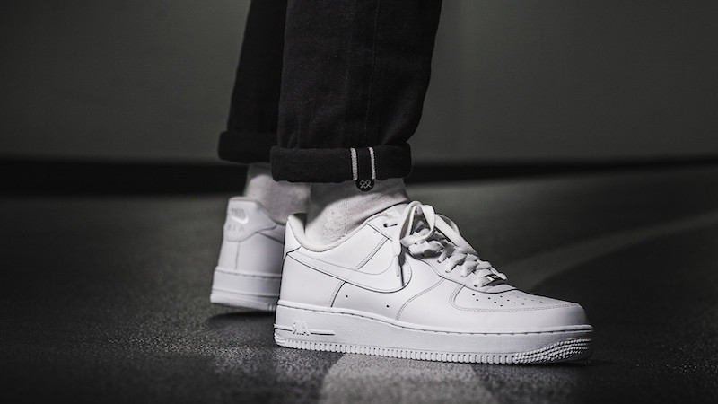 Comment taillent les Air Force 1